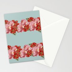 vintage floral Stationery Cards