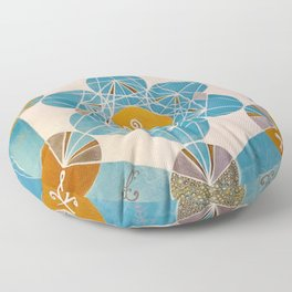 New Beginning Floor Pillow
