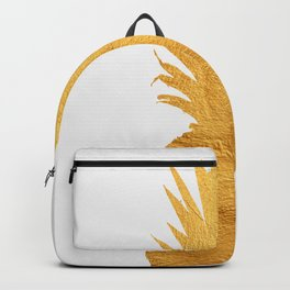 Pineapple gold Backpack
