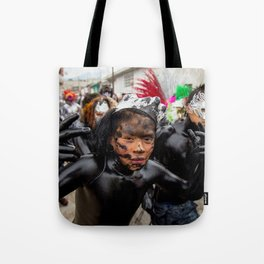 Painted young Tote Bag