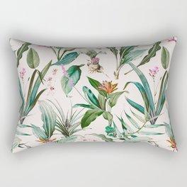Wild botanical paradise 207 Rectangular Pillow