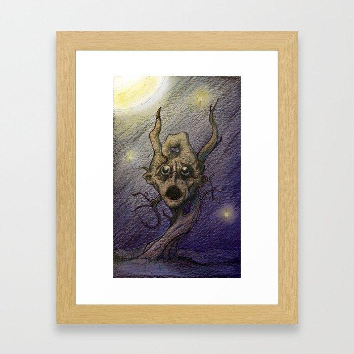 The Guilt Tree Framed Art Print