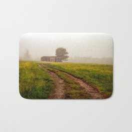 One Room Country Shack Bath Mat