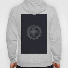 The Space Between the Lines Hoody