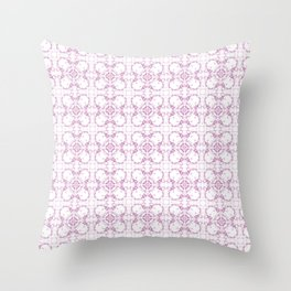 *PURPLE_PATTERN_2 Throw Pillow