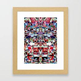GG3 Framed Art Print