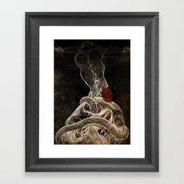 Protoevangelium Framed Art Print