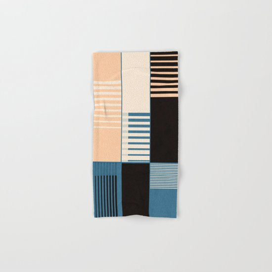Lines #6 Hand & Bath Towel