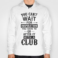 inspiration Hoodies featuring Inspiration by summer mixtape