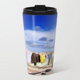 Line Dry Travel Mug