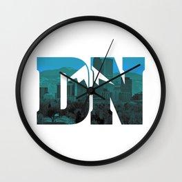 Hometown Pride   Denver Nuggets Wall Clock
