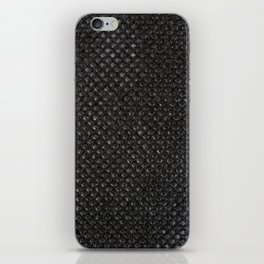 Reusable eco bag fabric sheet iPhone Skin