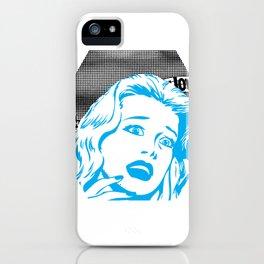 Plastic Series 1 iPhone Case