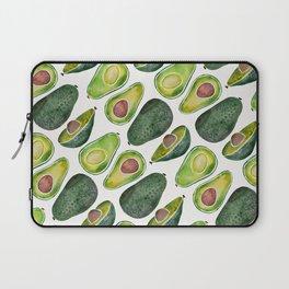 Avocado Slices Laptop Sleeve