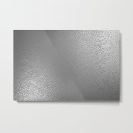 Alloy Plate Black & White Photography Metal Print