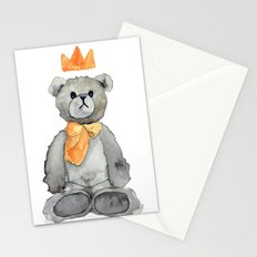 Artbear portrait Stationery Cards