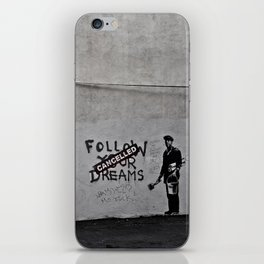 Dreams Cancelled iPhone Skin