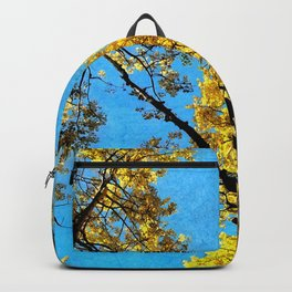 Mellow Yellow Backpack