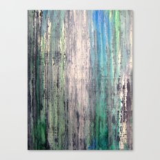 Stream Canvas Print
