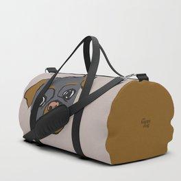 Pickle - gray/oker Duffle Bag