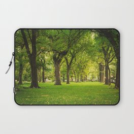 Central Park Summer Laptop Sleeve