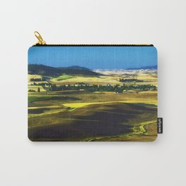 Fruited Plain Photographic Landscape Carry-All Pouch
