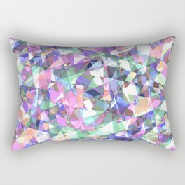 Lazer Diamond Rectangular Pillow