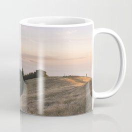 Mt. Tamalpais Sunset Coffee Mug