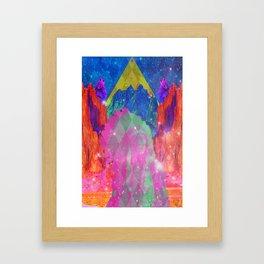 Native Dreams Framed Art Print