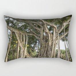 Banyan Tree at Bonnet House Rectangular Pillow