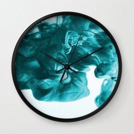 Cayan Ink Wall Clock