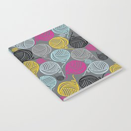 Yarn Yarn Yarn Yarn Yarn Notebook