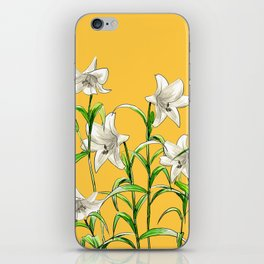 Lilies iPhone Skin