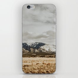 Great Sand Dunes National Park - Mountains II iPhone Skin