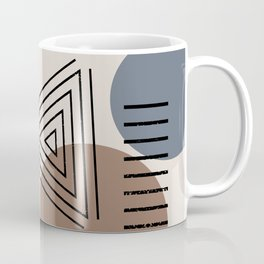 Mix it Up Geo Pattern Coffee Mug
