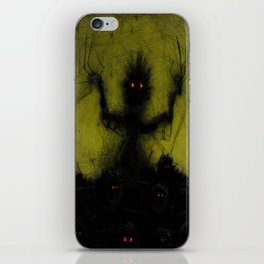 They Go Bump in the Night iPhone Skin