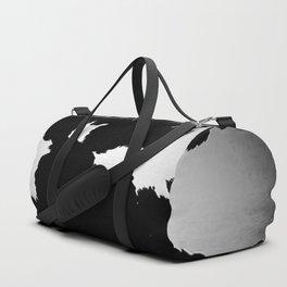 Skins #2 Cow Duffle Bag