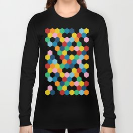 Honeycomb 3 Long Sleeve T-shirt