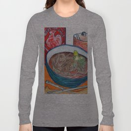 Ode To Pho Long Sleeve T-shirt