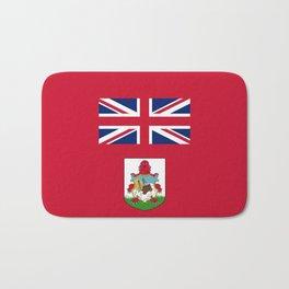 Flag of Bermuda Bath Mat