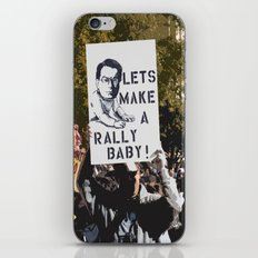 Rally Baby! iPhone & iPod Skin