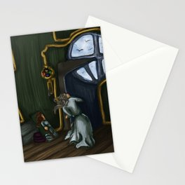The Door to Nowhere Stationery Cards