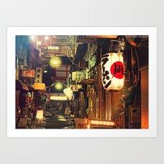 Tokyo #57 Art Print