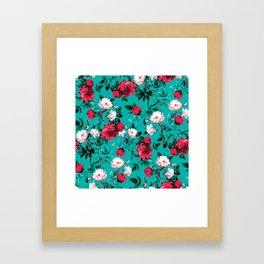 RPE FLORAL VII Framed Art Print