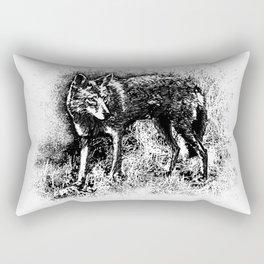 Suburban Outlaw Rectangular Pillow