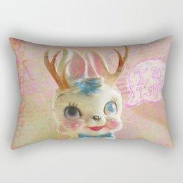 MODESTo Jackalope Rectangular Pillow