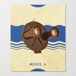Model A Canvas Print