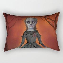 Lubimia Bloodmer  Rectangular Pillow