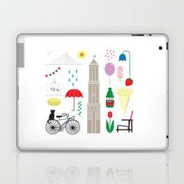 UTRECHT Laptop & iPad Skin