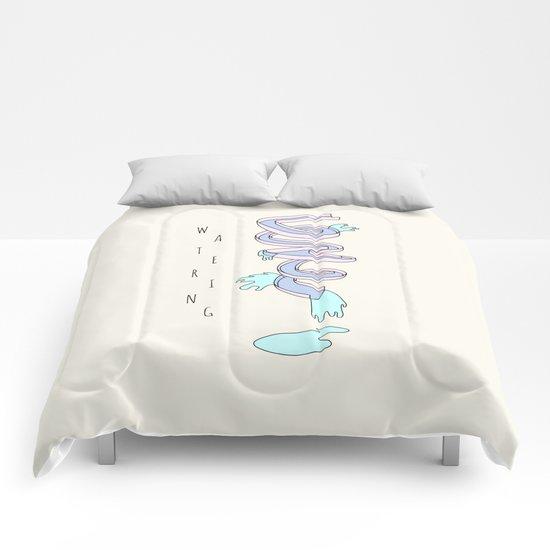 WATERING LOVE Comforters